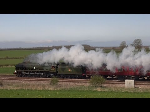 UK - Great Britain XI, Day 2 - Scotsman & India Line at York, 20/4/2018