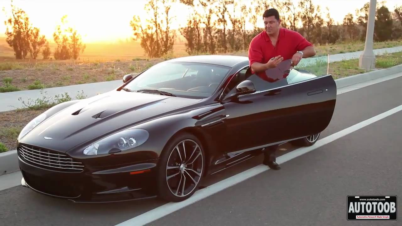 RARE DRIVE Aston Martin DBS Carbon Black YouTube - How many aston martin dbs were made