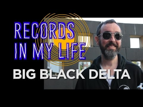 Big Black Delta on Records In My Life (interview 2016)