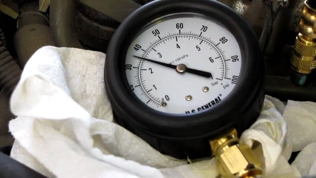 2001 Isuzu Rodeo Fuel Pump