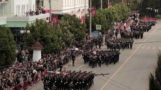 Керчь: Парад Победы-2017
