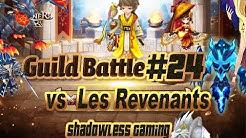 Gilden Kampf # 24 VS Les Revenants Twitch Stream