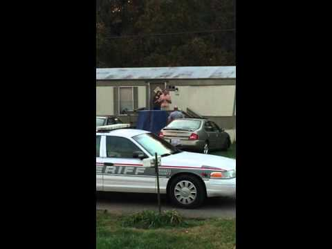 Sheriffs in Statesville NC Caught on video saying they should've shot some woman to put in hand