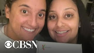 Co-workers with an unbelievable bond take DNA test and find out they're sisters