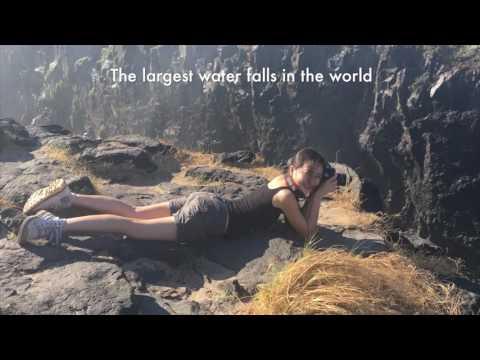 Victoria falls ,Zambia side น้ำตกที่ใหญ่ที่สุดในโลก ประเทศ แซมเบีย