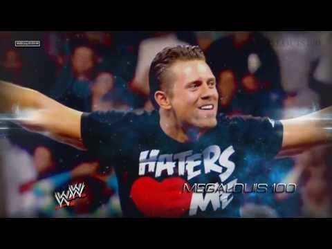 The Miz 1st Custom Titantron Entrance   I Came To Play  Made  Me  HD