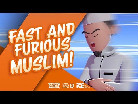 I'M THE BEST MUSLIM - EP 03 - Fast And Furious Muslim!