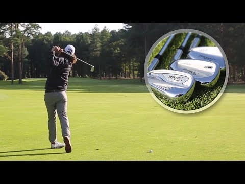 Titleist 718 irons review MB, CB & AP2: the irons the pros LOVE!   GolfMagic.com