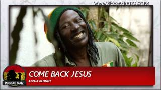 Alpha Blondy - Come Back Jesus (Live Au Zenith (1993))