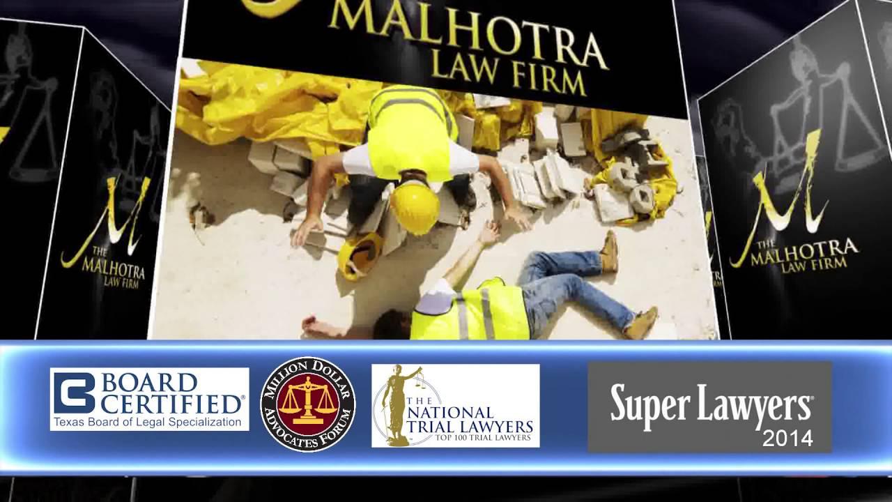 The Malhotra Law Firm 4 8 16 - YouTube