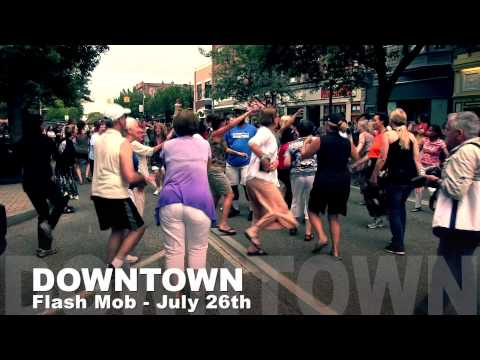 Downtown Holland Flash Mob