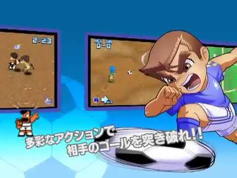 Kunio-Kun no Chō Nekketsu! Soccer League Plus - World Hyper Cup Hen [DS] (Commercial)