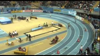 400м Финал Мужчины - Чемпионат Мира в помещении Стамбул