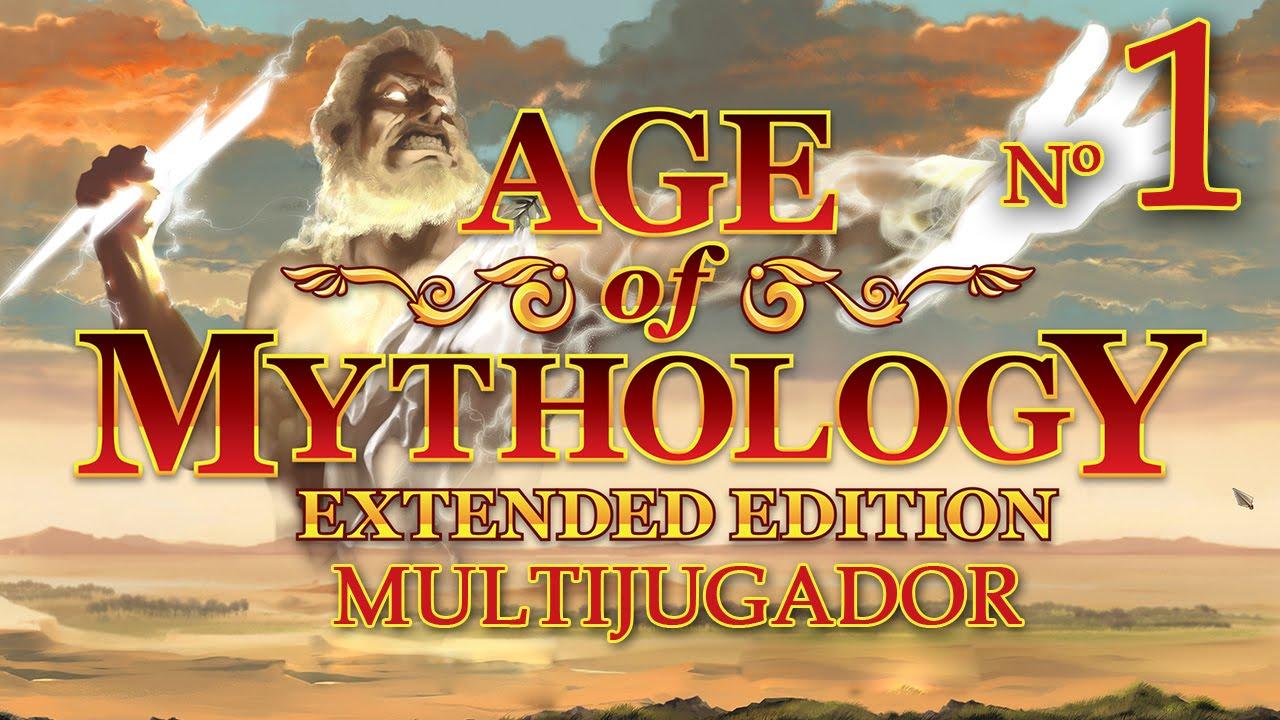 Age of Mythology: Extended Edition 1ª Partida