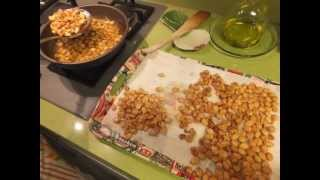 Almendras Fritas