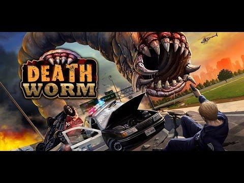 Death worm IOS App