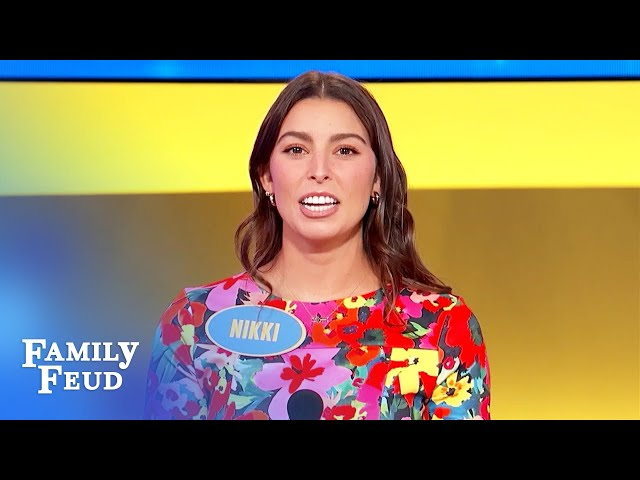 Oh lord! My grandparents just made love on what?! | Family Feud
