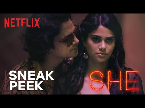 She: Watch the First 10 Minutes | Sneak Peek |  Vijay Varma & Aditi Pohankar | Netflix India