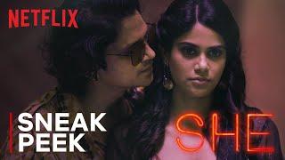 She: Watch the First 10 Minutes | Sneak Peek | Vijay Varma & Aditi Pohankar | Netflix India