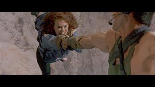 CLIFFHANGER (1993) OST  MAXIMO RIESGO WARPITER  Sylvester Stallone  Janine Turner  Renny Harlin
