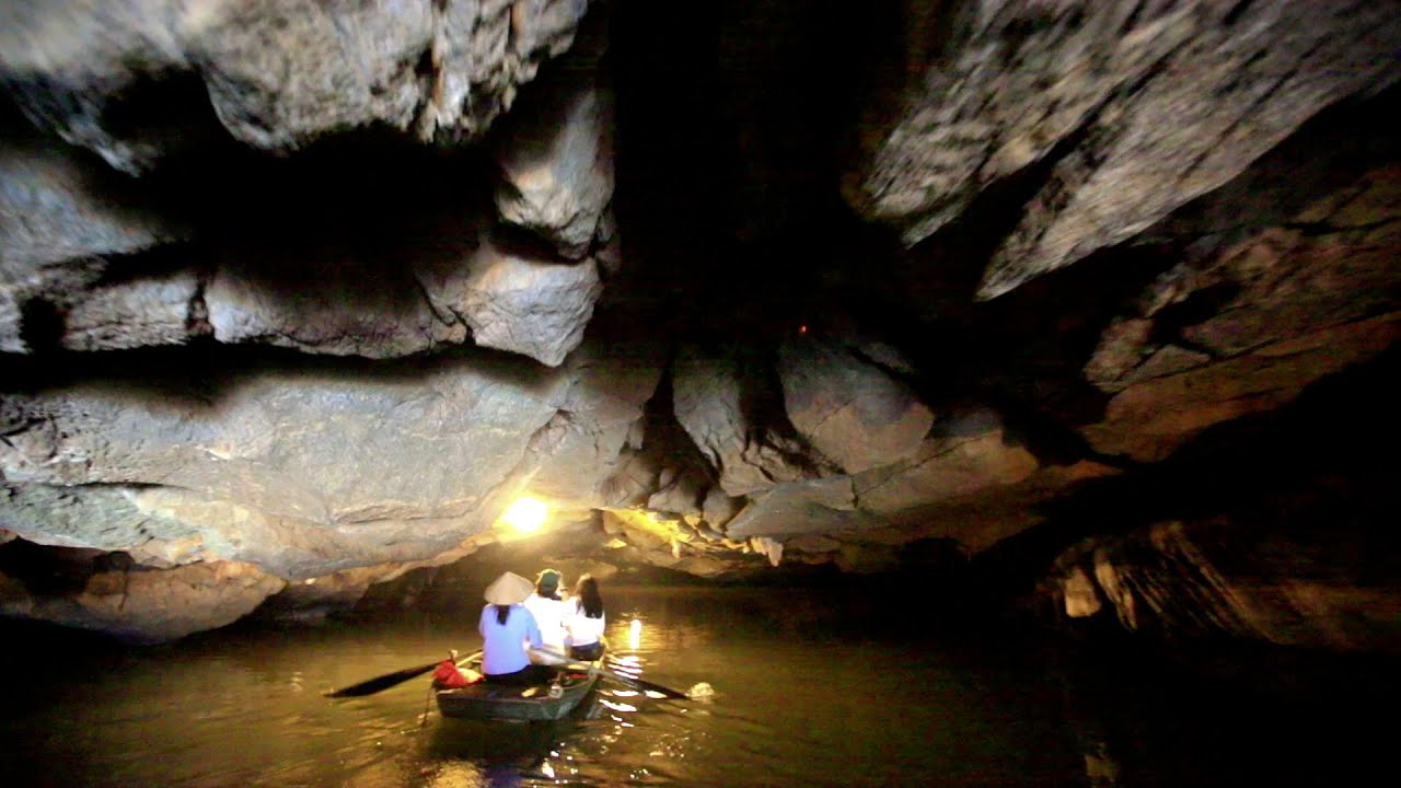베트남 짱안 Trang An Vietnam 하나투어 스티커 Youtube
