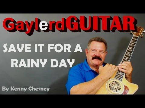 Save It For A Rainy Day ukulele chords - Kenny Chesney - Khmer Chords