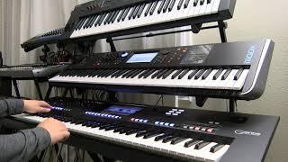 Hello - Lionel Richie | Genos MODX MX | 4K
