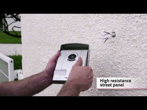 Legrand EGB Video Türsprechanlage 2 Draht