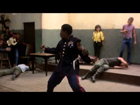 American Ninja 2 - Blind Beggar Bar Fight