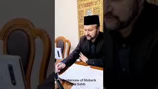 Shairy by Mubarik Siddiqi Sb - شاعری مبارک صدیقی صاحب - Mushaira Region Masroor UK 2021