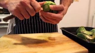 Chez Chef Willy Instructional # 4: Artichoke Barigoule (w glitch)