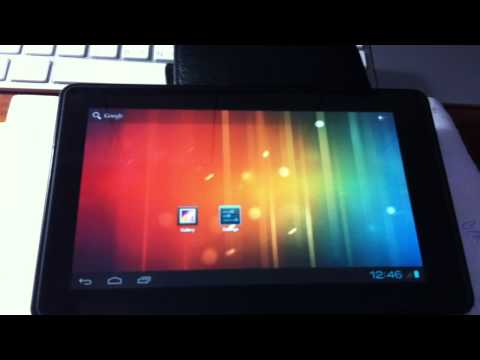 Android 4.0 Ice cream sandwich on Kindle Fire