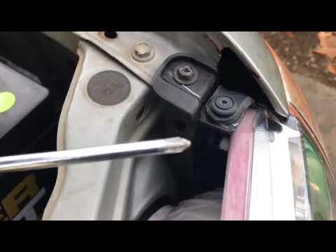 2009 toyota tundra headlight adjustment