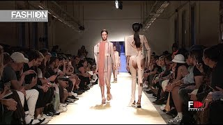 FLAVIA BRITO Sangue Novo ModaLisboa Spring 2020 Lisbon - Fashion Channel