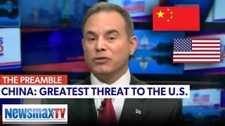 CHINA - Greatest threat to the U.S. | Chris Salcedo