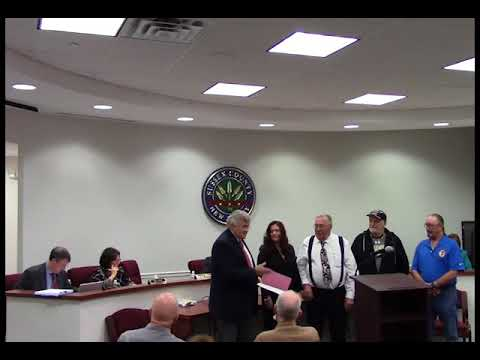 October 25 2017 Sussex County Board of Chosen Freeholders