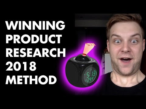 How To Find Winning Products in 2018 (Shopify Aliexpress)