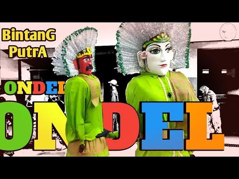 ONDEL ONDEL Lagu Kangen Band 💚 BintanG PutrA 💙 Stadion