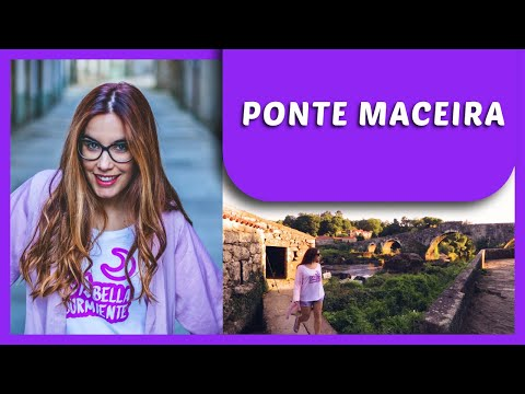 Pueblos de Galicia con encanto - Ponte Maceira (España)