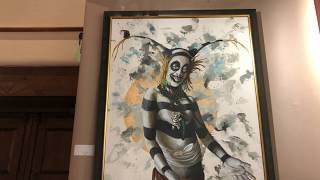 Best Of Show - Painting, Drawing, Graphics & Photography Clip 3 - Santa Fe Indian Market 2019