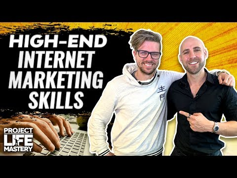 Make A Fortune Mastering These Top Internet Marketing Skills | Sean Vosler