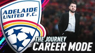 BECOMING THE MASTER!!! FIFA 19 THE JOURNEY CAREER MODE #1