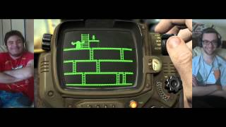 Real Life Fallout 4 Pipboy | E3 2015 REACTION