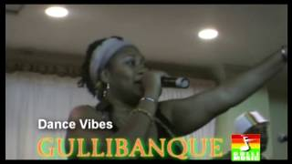 GULLIBANQUE FEAT MG! LIVE AT TVJ (JAMAICA)