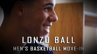 Move-In Day: Lonzo Ball's Parents