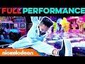 "Bruno Mars ""Treasure"" 👟Enzo's Performance | LSBS | Nick"
