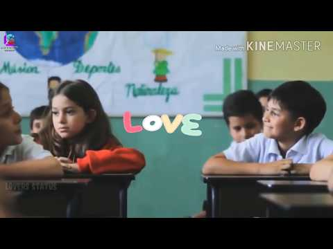 School love story cut couple love story song best Whatsapp status 2018