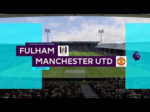 Fulham vs Manchester United 0-3 | Premier League - EPL | 09.02.2019