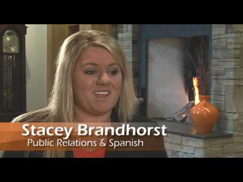 Outstanding Seniors 2010 - Stacey Brandhorst