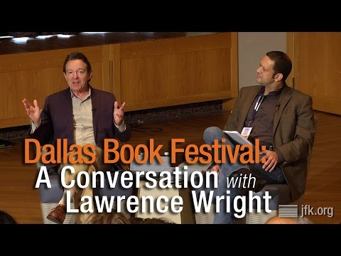 Dallas Book Festival: A Conversation with Lawrence Wright